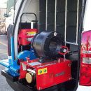 Hydraulic Mobile Hose Repair Van Featuring Slide Out Custom Work Stations - Hyundai I Load