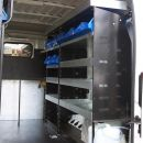 Custom Fitout - Electrical Company Fiat Ducato