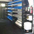 Electrician Fitout - Iveco Daily Mid Roof SWB