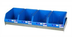 Adjustable Shelf with Stor Pak 60 Bins