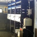 Electrical Company Fitout - Fiat Ducato