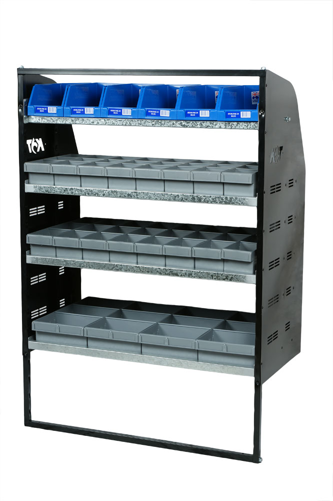 VAN SHELVING KIT MKAT17