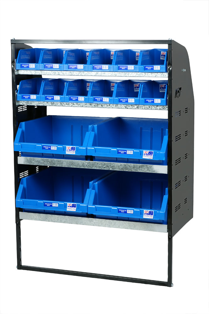 VEHICLE SHELVING STORAGE KITS KAT24