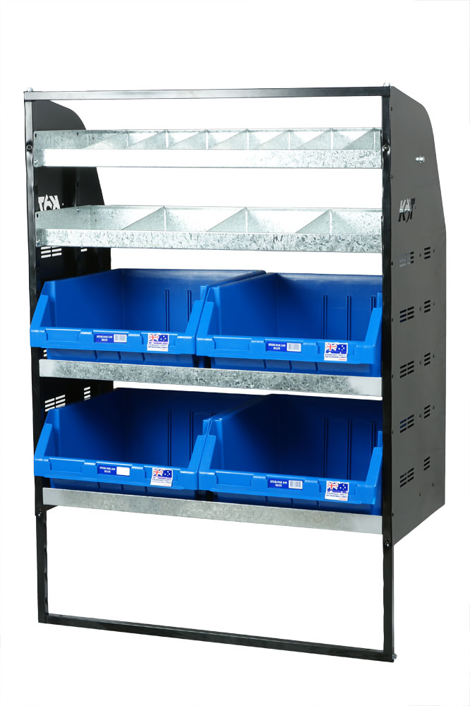 VEHICLE SHELVING STORAGE SYSTEMS KAT22