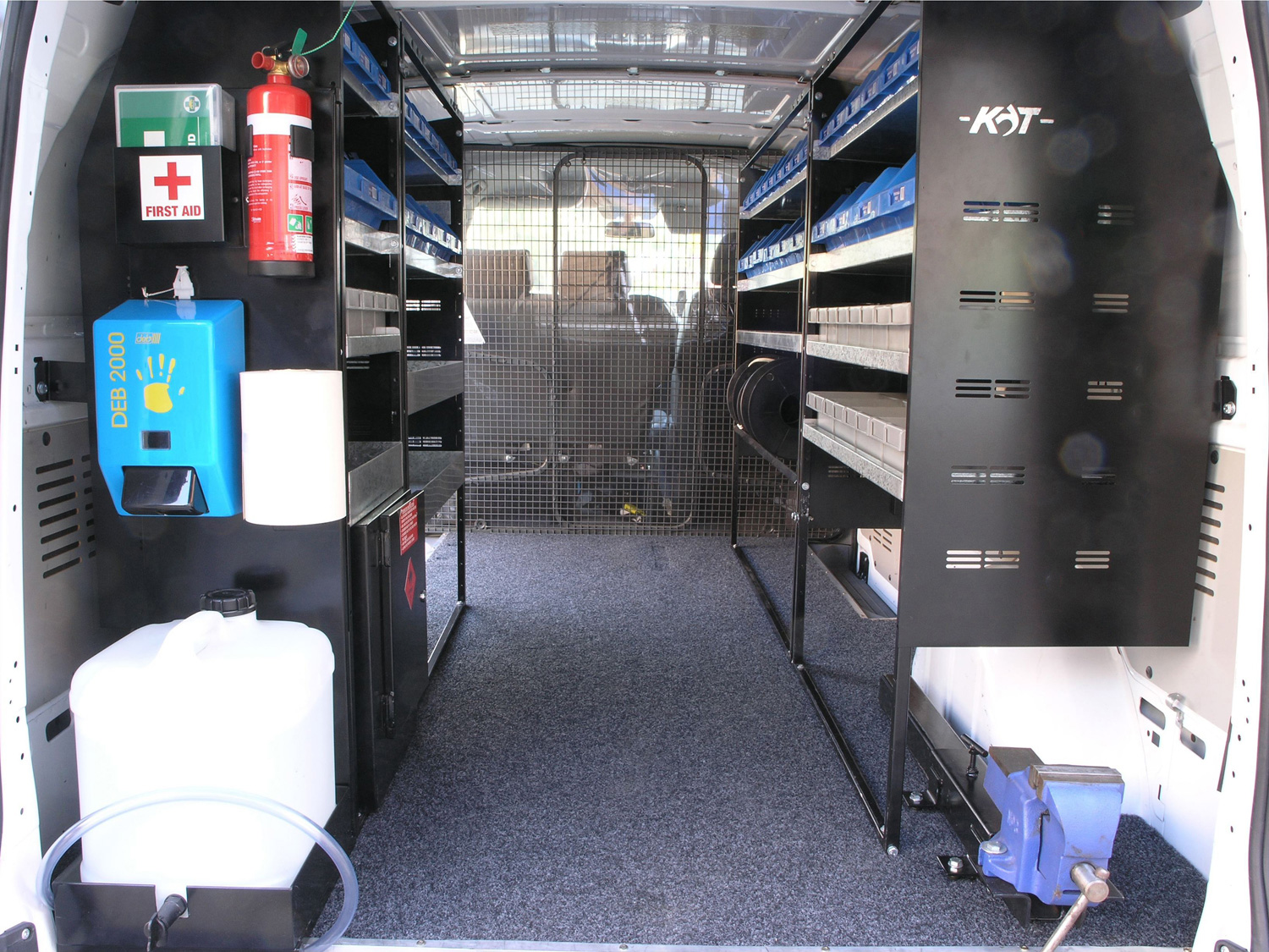 Affordable Van Shelving Ute Racking Slide Drawers And Vehicle Accessories For All Vans And Utes