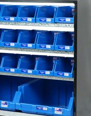 Ute Canopy Racking and storage systems at KAT Van Shelving